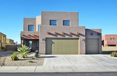 "1/12/15. 1210 Marchbanks. Spacious 2429 s/f 3BR/2.5BA w/3CG, 2-story contemporary  SW style home. 18"" ceramic tile, beautiful granite kitchen counter tops w/under-mount sink, 42"" exclusive beech upper kitchen cabinets, 9' ceilings, powder room plus 2 full BAs, front & back porches. Nice landscaped backyard w/fire pit. MLS#152969. $260,000. Call Debby DeRosa, 520-803-7368. www.PreferenceProp.com. Preference Properties LLC. For more info, please see page 21 in the current issue of REP."
