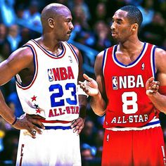 Master Yoda y su Padawan #MJ #NBA