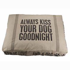 Dog Bed – Studio West Interiors