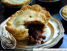 Mutton Curry Pies - Food like Amma used to make it