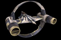 Delta-7 Aethersprite-class light interceptor - Star Wars: Episode II