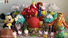 The Good Dinosaur,Hello Kitty Toy   Marvel Avengers,Iron Man   Video Toy...