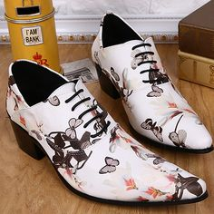 Find More Men's Casual Shoes Information about Luxury Brand Style Head Layer Cowhide Personalized Business Casual Stylist Genuine Leather Retro Printing Hairdresser Shoes,High Quality leather down,China shoes elderly Suppliers, Cheap shoe polish from World famous brand discount store on Aliexpress.com