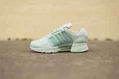 Closer look at the Adidas Originals Climacool Mint. Available now.  http://ift.tt/1RVf2Vr