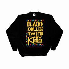 Black College Shirts