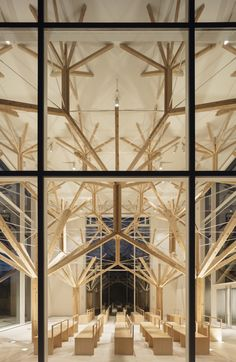 Gallery of Contemporary Religious Architecture That Rethinks Traditional Spaces for Worship - 21