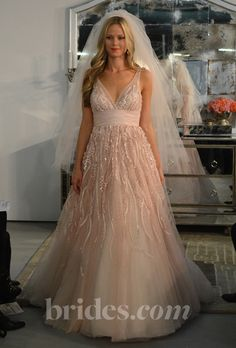 Brides.com: Watters - Spring 2013. Gown by Watters  See more Watters wedding dresses in our gallery.
