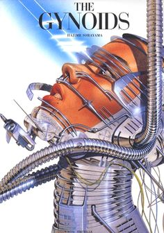 Superbe ouvrage The Gynoids Hajime Sorayama Treville 1993 Pin up Album Art, Retro Futuristic, Futurism Art, Cyberpunk Aesthetic, Afrofuturism, Retro, Visual Art, Futuristic Art, Airbrush Art