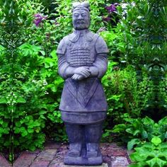 Wonderful This Terracotta Warrior Ornament Adds A Touch