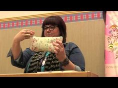 Tula Pink introduces her Aurifil Thread Collection at Schoolhouse - Fat Quarter Shop - YouTube