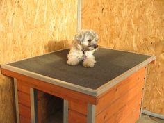 Dog Houses, Table, Furniture, Home Decor, Decoration Home, Room Decor, Dog Kennels, Tables, Home Furnishings