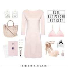 """""""Genoten van het lange weekend meiden? Om nog een beetje in de paassferen te blijven: wat outfit inspiratie voor deze dinsdag  #modemusthaves #outfit #pink"""""""