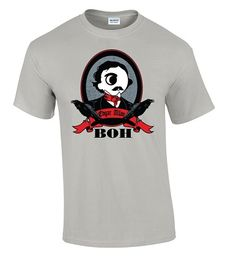 #edgarallanboh from NattyBoh at Towson BookHolders for $18.99 Edgar Allan, My Wish List, Mens Tops, T Shirt, Stuff To Buy, Fashion, Moda, Tee, Fasion