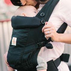 Ergo Baby Adapt Carrier in black