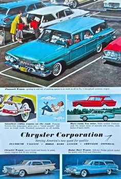 1950's car ad - Bing Images