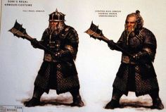 Dori's Regal Dwarf Armour
