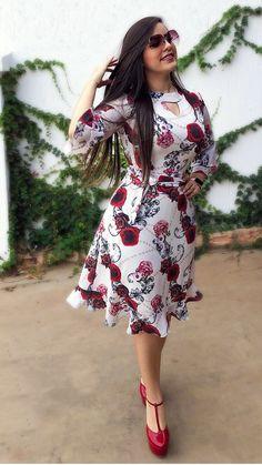 Trend Fashion, Work Fashion, Modest Fashion, Fashion Outfits, Womens Fashion, Modest Outfits, Skirt Outfits, Dress Skirt, Cute Dresses