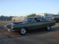 '69 Plymouth GTX