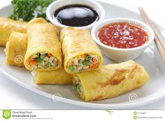 Vegetables Eggrolls