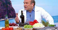 Dieta mediterrânea faz bem à saúde e reduz o risco de doenças do coração