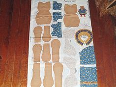 Angel Cat Fabric Sewing Patterns #SpringsIndustries