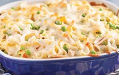 Recette : Nouilles au thon. Risotto, Potato Salad, Macaroni And Cheese, Meal Prep, Spaghetti, Food And Drink, Pasta, Healthy Recipes, Fish