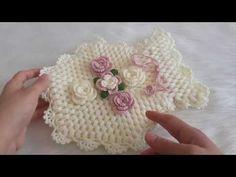 Crochet Hats, Make It Yourself, Flowers, Jewelry, Coaster, Youtube, Crochet Flowers, Crocheting, Amigurumi