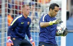 Manchester City quiere a Claudio Bravo y el Barcelona no pondrá trabas