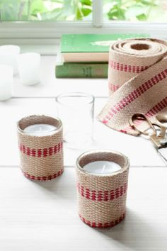 Crafty Candleholders