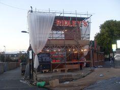 ridleys pop up restaurant - Google Search