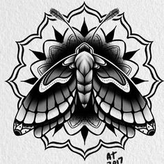 I also have this moth mandala available to tattoo. Shoot me a message if you're interested . #njtattoo #manvillenj #manvilletattoo #middlesexnj #newjerseytattoo #newbrunswicktattoo #heirloomtattoo #mothtattoo #blackworktattoo #mandalatattoo #ipadproart #procreateart #tattooflash #tattoodesign