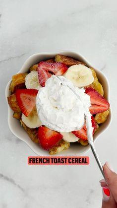 Fun Baking Recipes, Brunch Recipes, Sweet Recipes, Snack Recipes, Dessert Recipes, Cooking Recipes, Cooking Stuff, Avocado Recipes, Breakfast Dessert