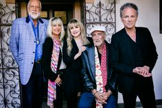 Fleetwood Mac Announce Reunion Tour Dates With Christine McVie | Rolling Stone