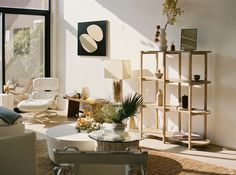Design studio Only Way Is Up developed contracting skills and launched a design-build arm while renovating the loft in the Nabisco building. Loft Spaces, Living Spaces, Living Area, Living Room Interior, Living Room Decor, Loft House, Minimalist Room, Apartment Design, Decor Interior Design