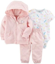 Shop the latest collection of Carter's Baby Girls' Cardigan Sets from the most popular stores - all in one place. Baby Outfits, Outfits Niños, Kids Outfits, Carters Baby Clothes, Cute Baby Clothes, Carters Baby Girls, Babies Clothes, Babies Stuff, Baby Boys