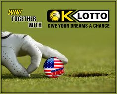 WHAT ARE THE ODDS FOR WINNING THE LOTTERY? The chances are the same for everybody. If you don't try, you won't find out. OK-LOTTO service provides you with the latest lottery results as well as the opportunity to get a free ticket. Test your luck! The registration takes only a minute, don't miss your chance to play worldwide lottery games! http://www.ok-lotto.com/