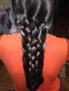 # 11 # strand # braid # hair