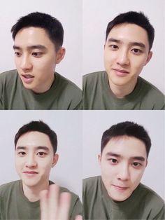Kyungsoo, Chanyeol, Kaisoo, He Makes Me Happy, Exo Korean, Kim Minseok, Exo Do, Do Kyung Soo, Kim Junmyeon