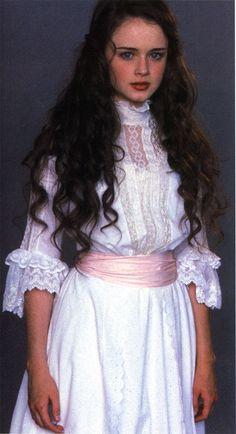 Alexa Bladel as Winnie Foster from the film Tuck Everlasting.