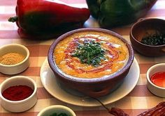 Locro is a nourishing potato-cheese soup that is popular in Ecuador and Peru. A soup with the same name is found in Argentina, but Argentine locro is a vegetable and meat stew. Argentine Recipes, Chilean Recipes, Chilean Food, Veggie Recipes, Cooking Recipes, Healthy Recipes, Cooking Ideas, Argentina Food, Gourmet