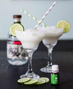 Oak & Oats: Coconut Margaritas ( + Giveaway!)
