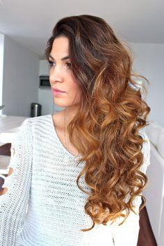 Wavy Curls | Negin Mirsalehi