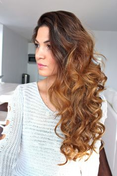 Wavy Curls   Negin Mirsalehi