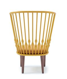 Patricia Urquiola doing it RIGHT! Nub Chair for Andreu World.
