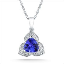 Tanzanite Necklaces