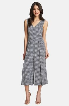 1.State Wide Leg Culotte Jumpsuit available at #Nordstrom