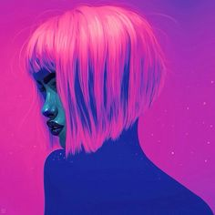 1,176 отметок «Нравится», 22 комментариев — JuliaRazumova (@bluesssatan) в Instagram: «288#365  #paint #portrait #digitalart #digitalgirl#digitaldrawing #digitalpainting #draw #drawing…»