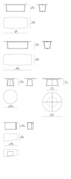 TABLES - POLIFORM | Concorde EN