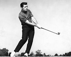 Golf fashion history. 1960.