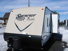 2014 Surveyor 201RBS  http://www.kingstonrv.com/